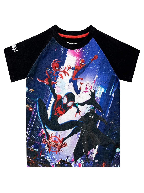 Spider-Man: New Generation Marvel T-Shirt Gar/çon lhomme Araign/ée