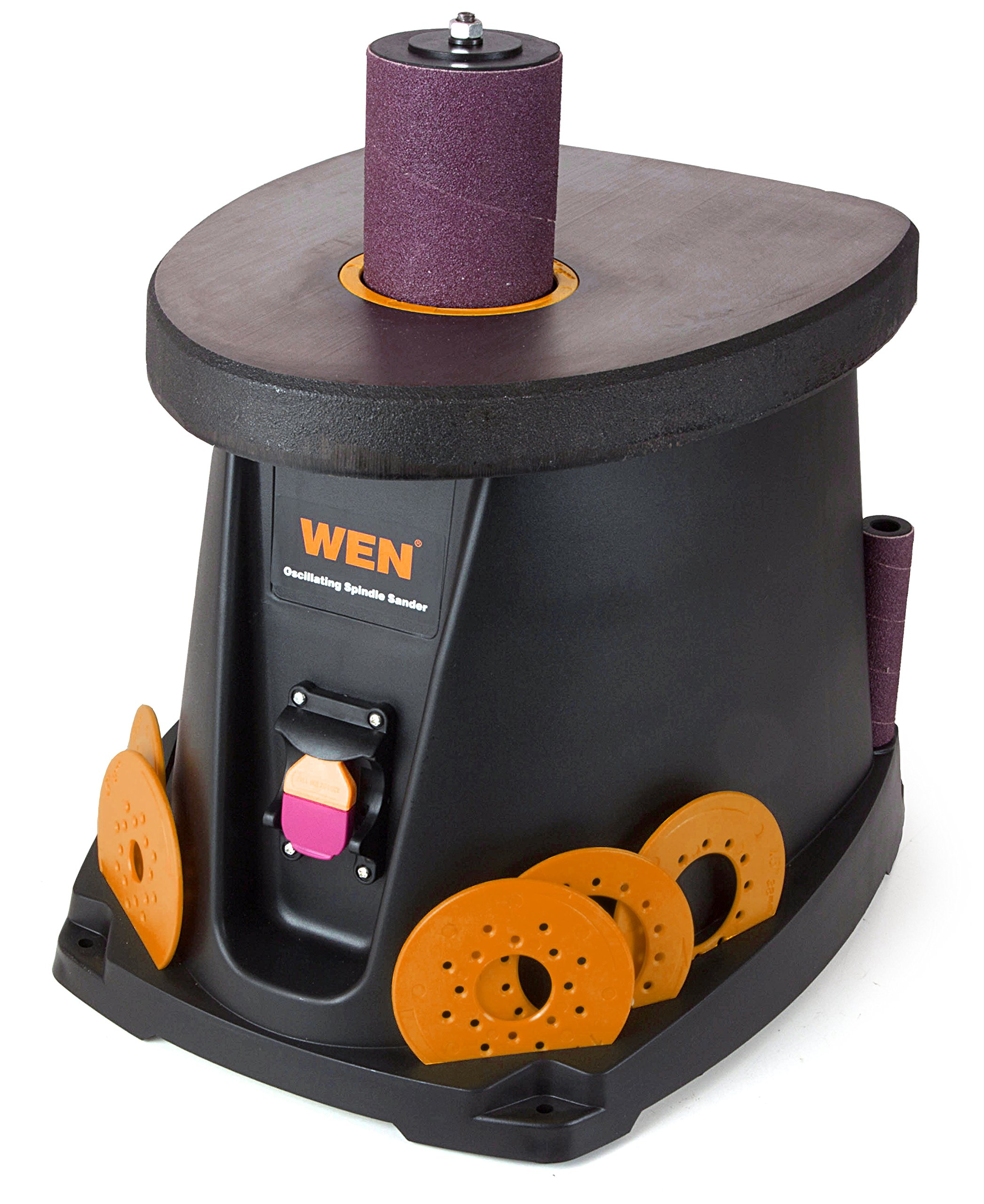 WEN 6510T 3.5 Amp Oscillating Spindle Sander by WEN