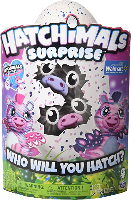 Hatchimal Surprise Twins Zuffin Styles And Color May Vary