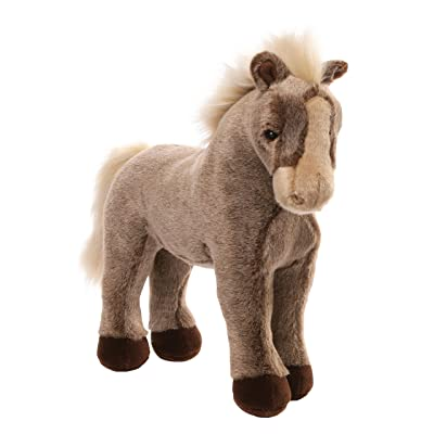 "GUND Kibo Horse Stuffed Animal Plush, 13"": Toys & Games"