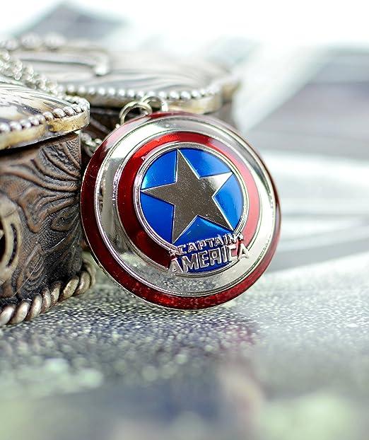 Amazon.com: El Marvel Avengers Capitán América Steve Rogers ...