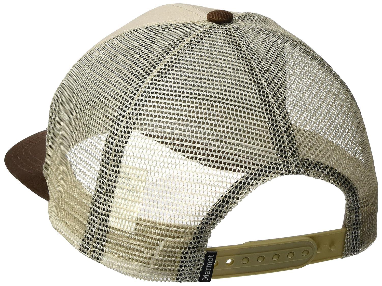 6a6e10de Marmot Republic Trucker Hat, Canvas, One Size: Amazon.co.uk: Sports &  Outdoors