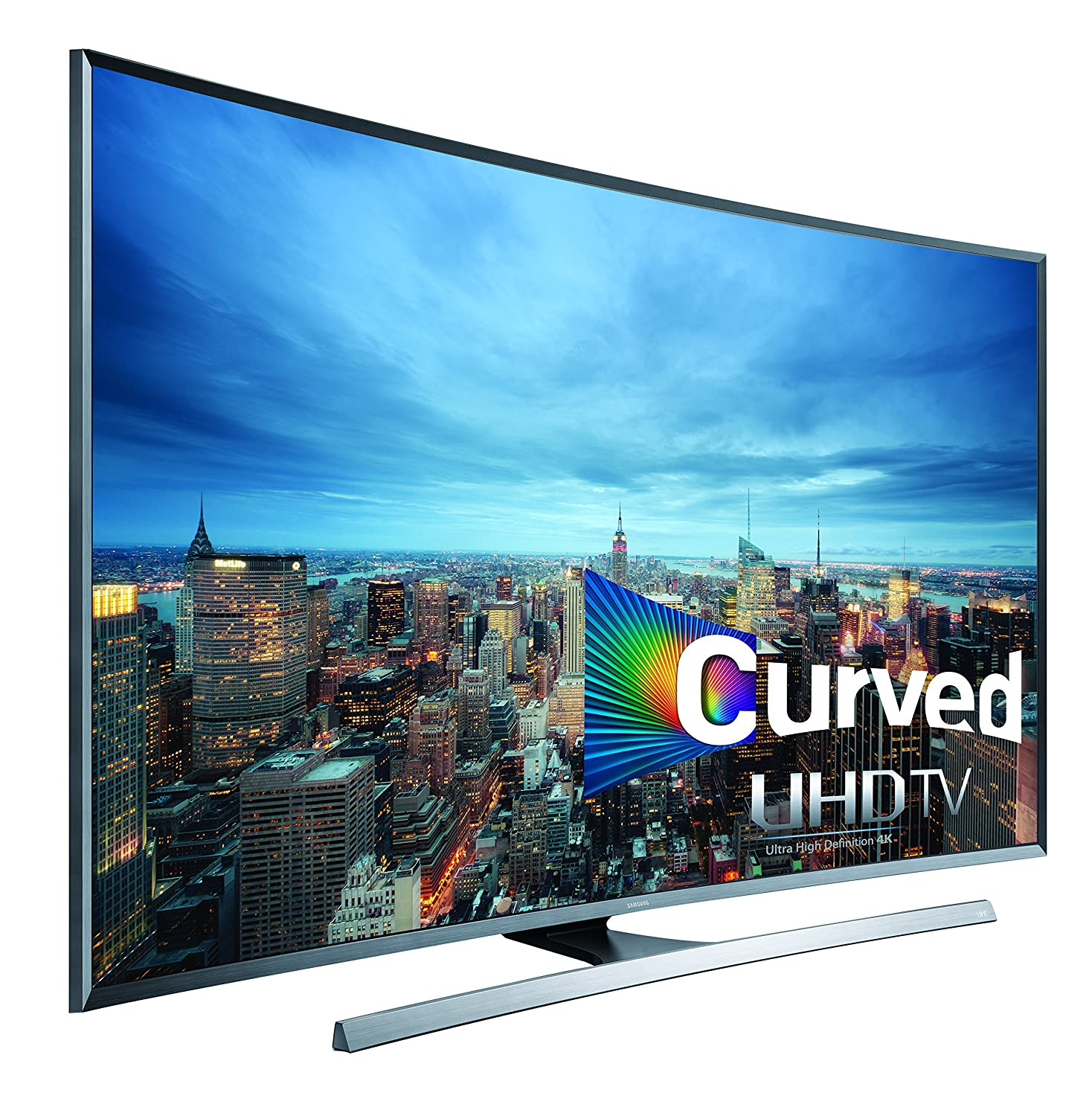 Amazon Com Samsung Un78ju Inch 4k Ultra Hd 3d Smart Led Tv 2015 Model Electronics
