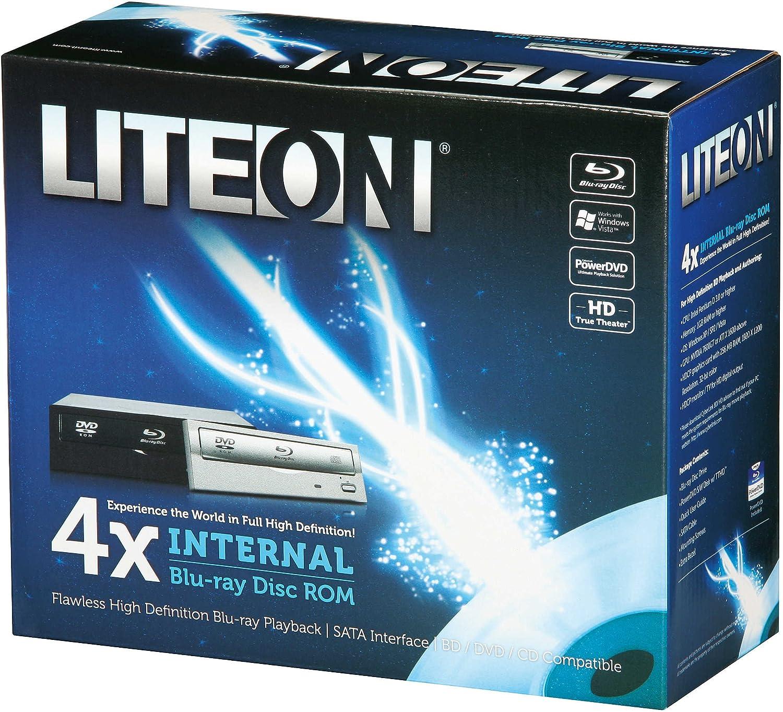 LiteOn IHOS104-32 internes Blu-ray-Laufwerk retail schwarz SATA