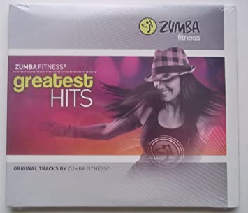 Zumba Fitness Greatest Hits (Music Collection) - 3 CD Set