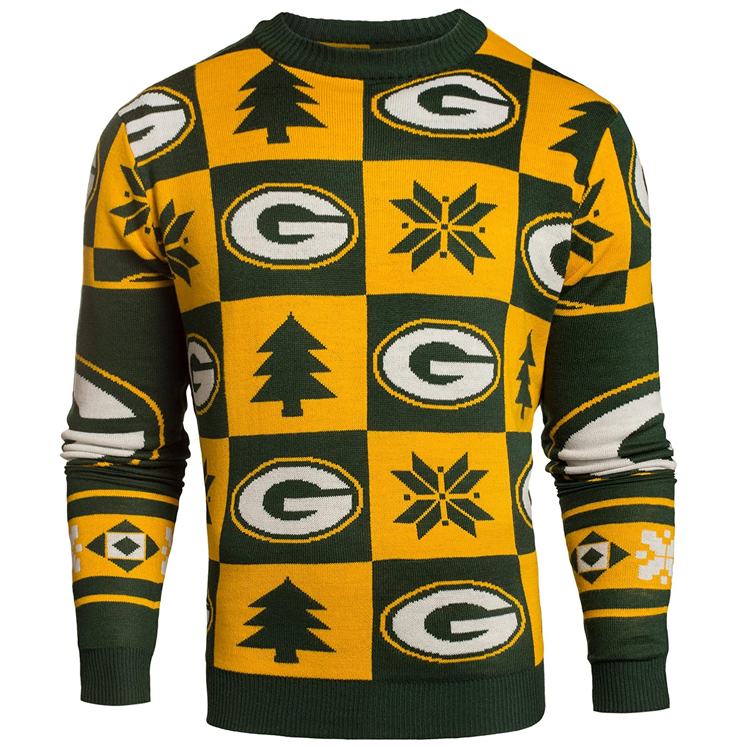 Green Bay Packers 2016 Ugly Sweater