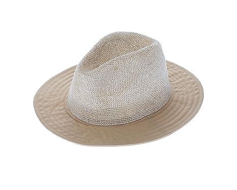 Handmade Cotton Mesh Sparkly Boonie Panama 061aa1540b7