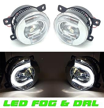 Fog Light Cover New Driver//Passenger Driver or Passenger Side RH LH Left Right