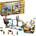 LEGO Creator 3in1 Pirate Roller Coaster Building Kit (923 Piece)