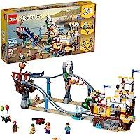 LEGO Creator, Montaña Rusa Pirata 31084
