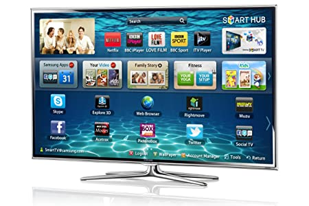 Samsung Ue55es6800 55 Inch Widescreen Full Hd 1080p 3d Slim Led