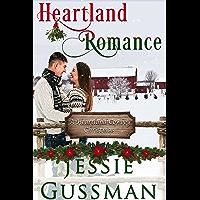 Heartland Romance (A Heartland Cowboy Christmas Sweet Romance Book 3)