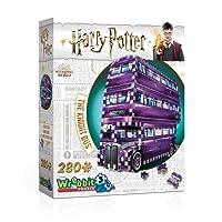 Wrebbit 3D Le Magicobus-The Knight Bus Harry Potter, W3D-0507