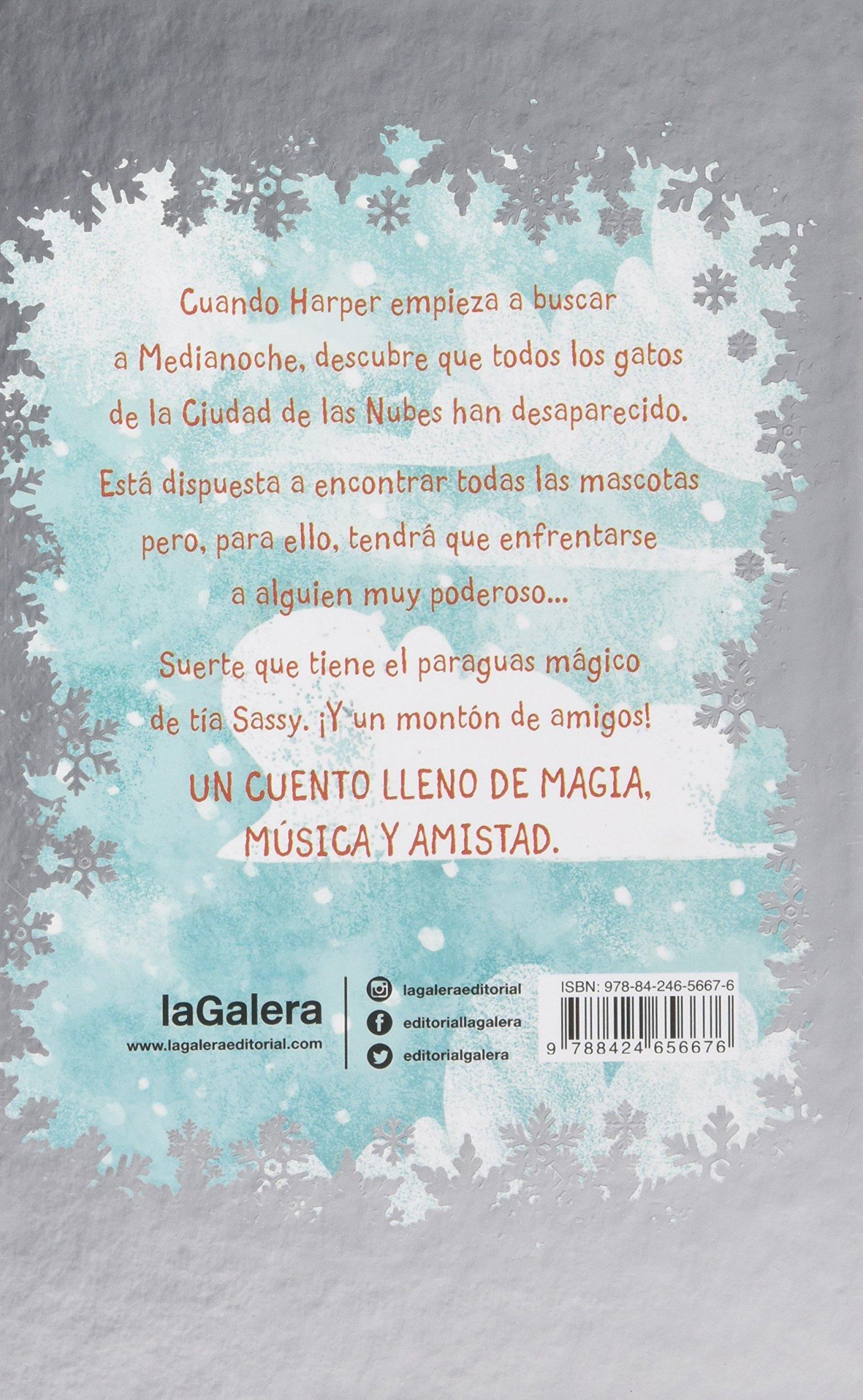 Harper y el paraguas mágico: Cerrie Burnell: 9788424656676: Amazon.com: Books