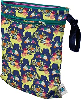 product image for Planet Wise Medium Wet/Dry Bag - Caribou Bloom