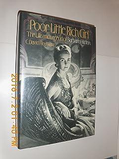Amazon com: Poor Little Rich Girl - the Barbara Hutton Story: Farrah