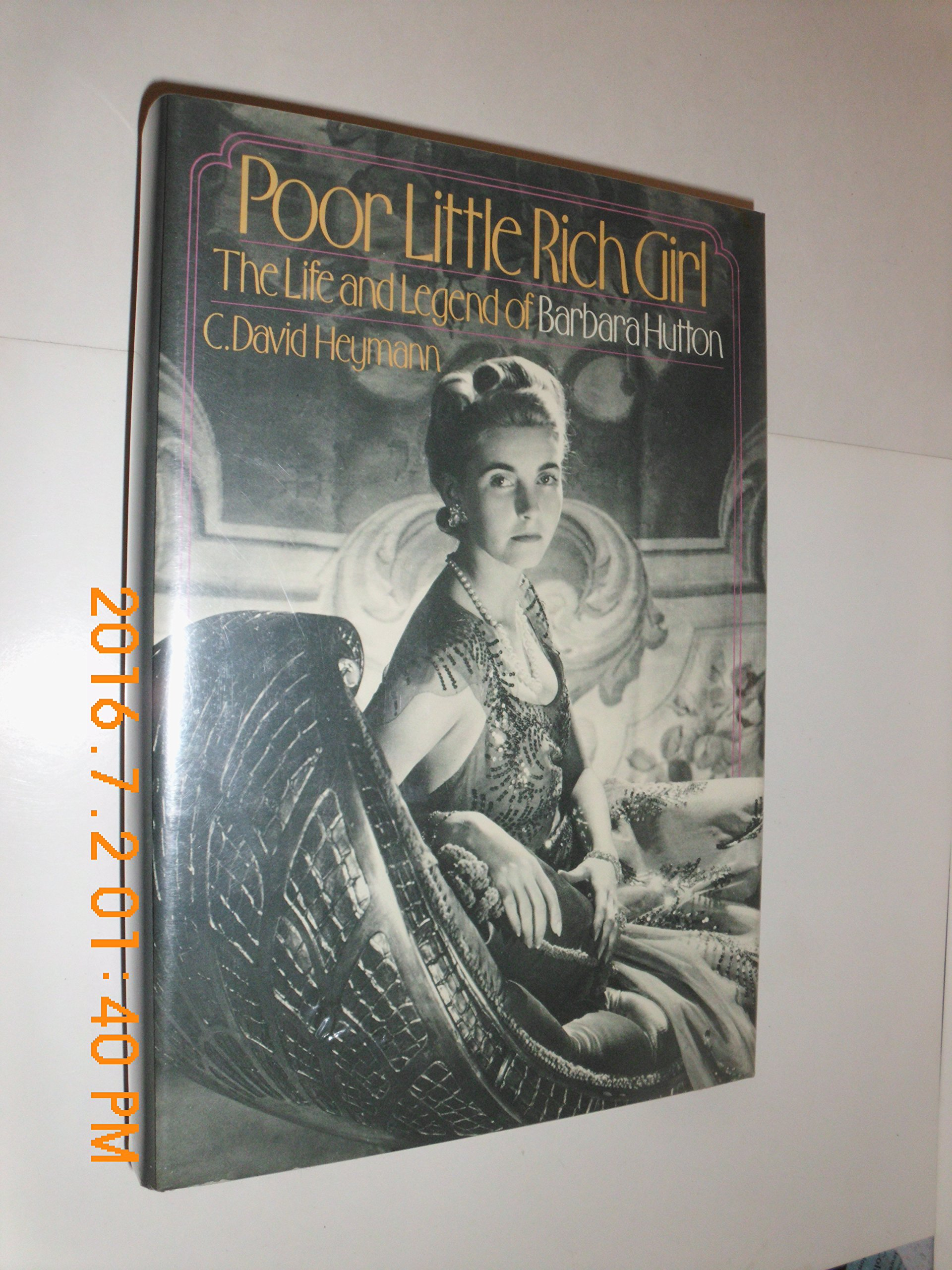 Amazon distribution warehouse management books poor little rich girl the life and legend of barbara hutton fandeluxe Choice Image