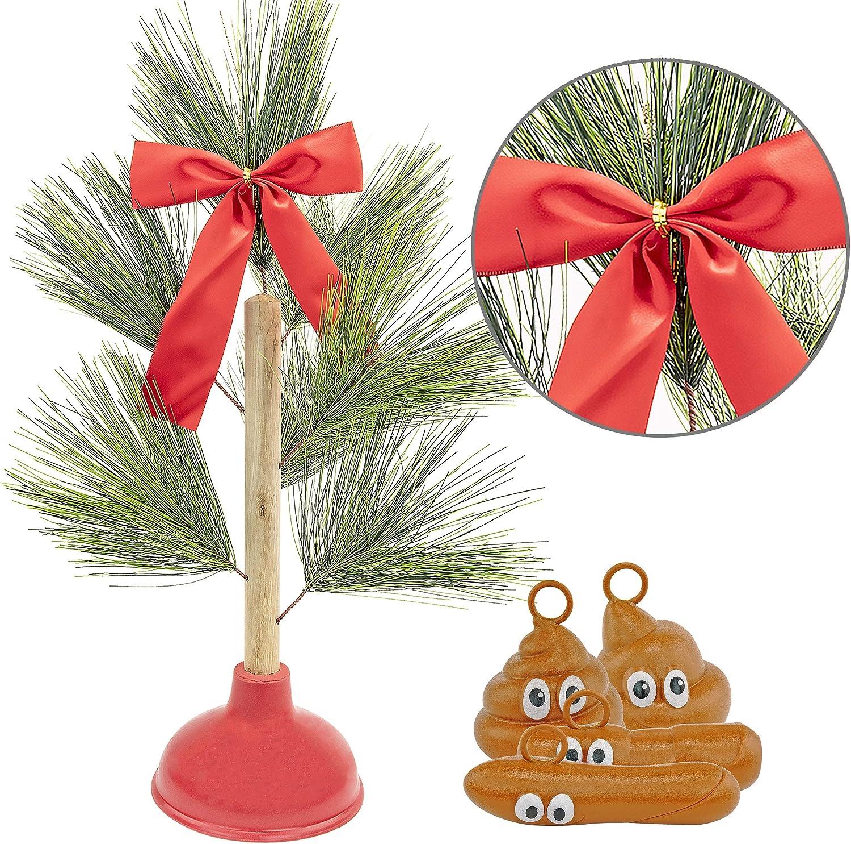 Fairly Odd Novelties FON-10223 Redneck Novelty Gag Gift Tree Plunger