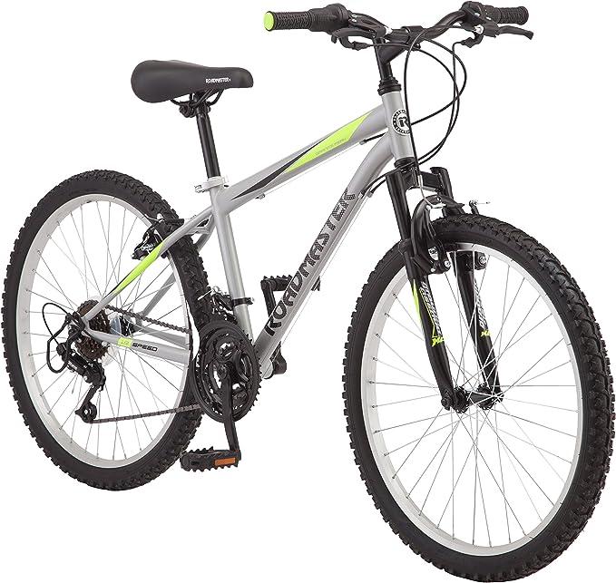 Roadmaster Bicicleta de montaña Granite Peak de 24 Pulgadas para ...
