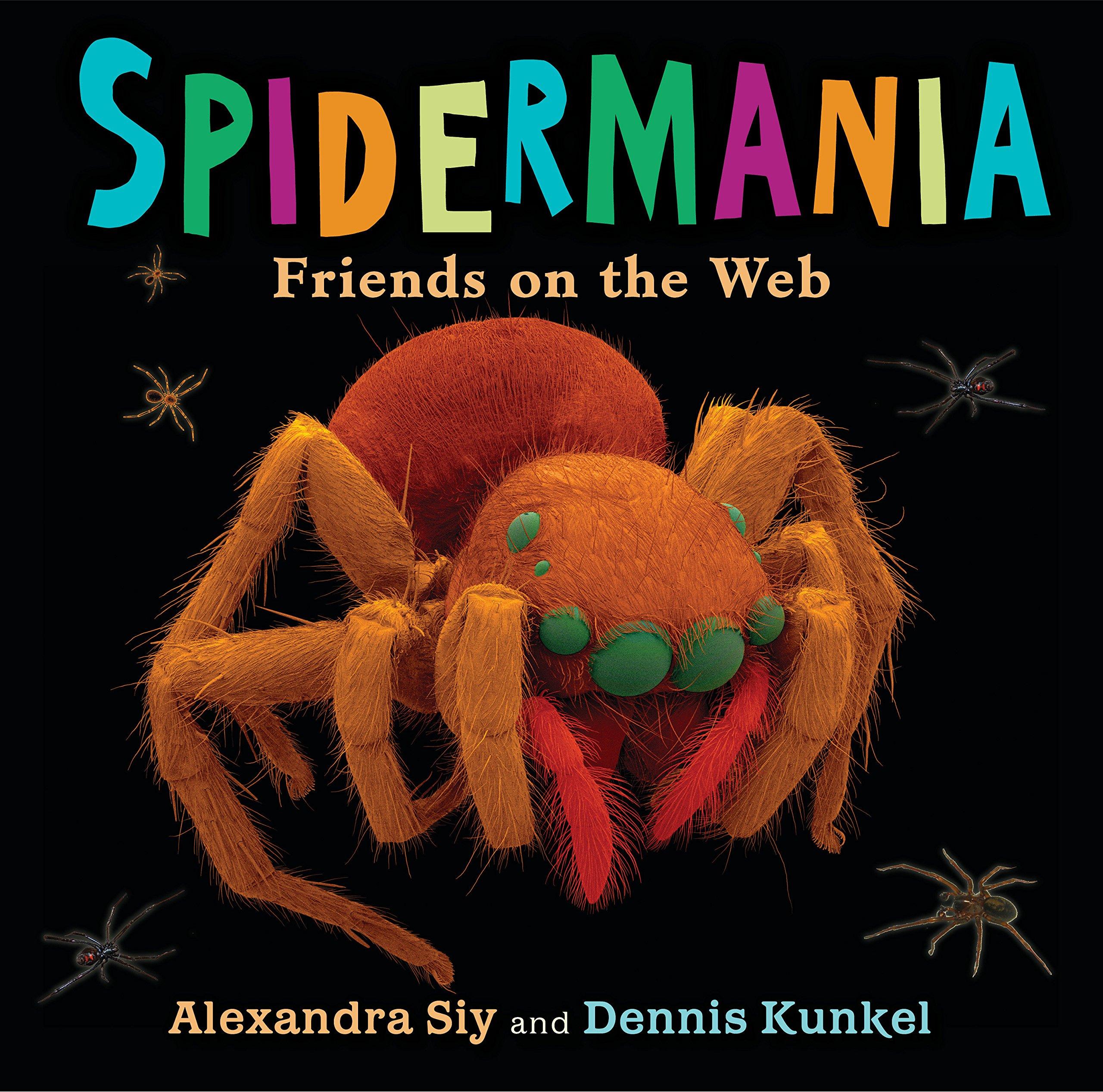 Download Spidermania: Friends on the Web pdf epub
