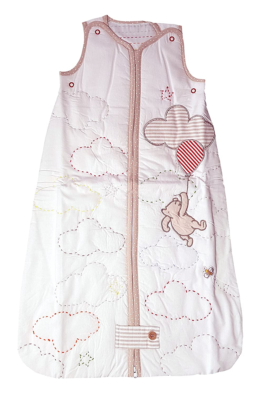 Mothercare Disney Classic Winnie The Pooh - Saco de dormir (0-6 meses, 1 tog): Amazon.es: Bebé