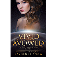 Vivid Avowed (The Evelyn Maynard Trilogy Book 3) (English Edition)