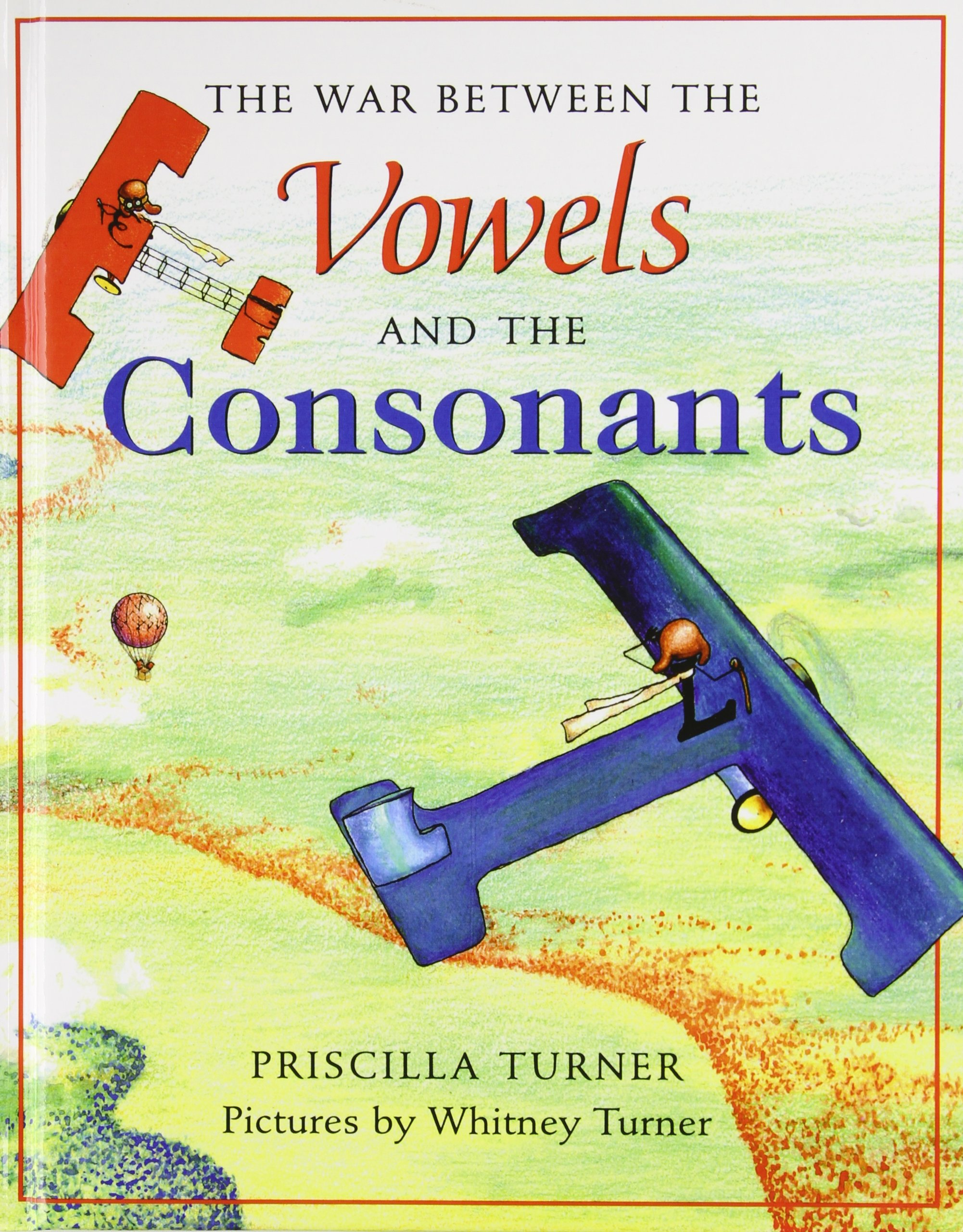 The War Between the Vowels and the Consonants pdf epub