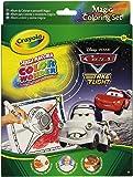 """Crayola - Album y rotuladores """"mágicos"""" Cars"""