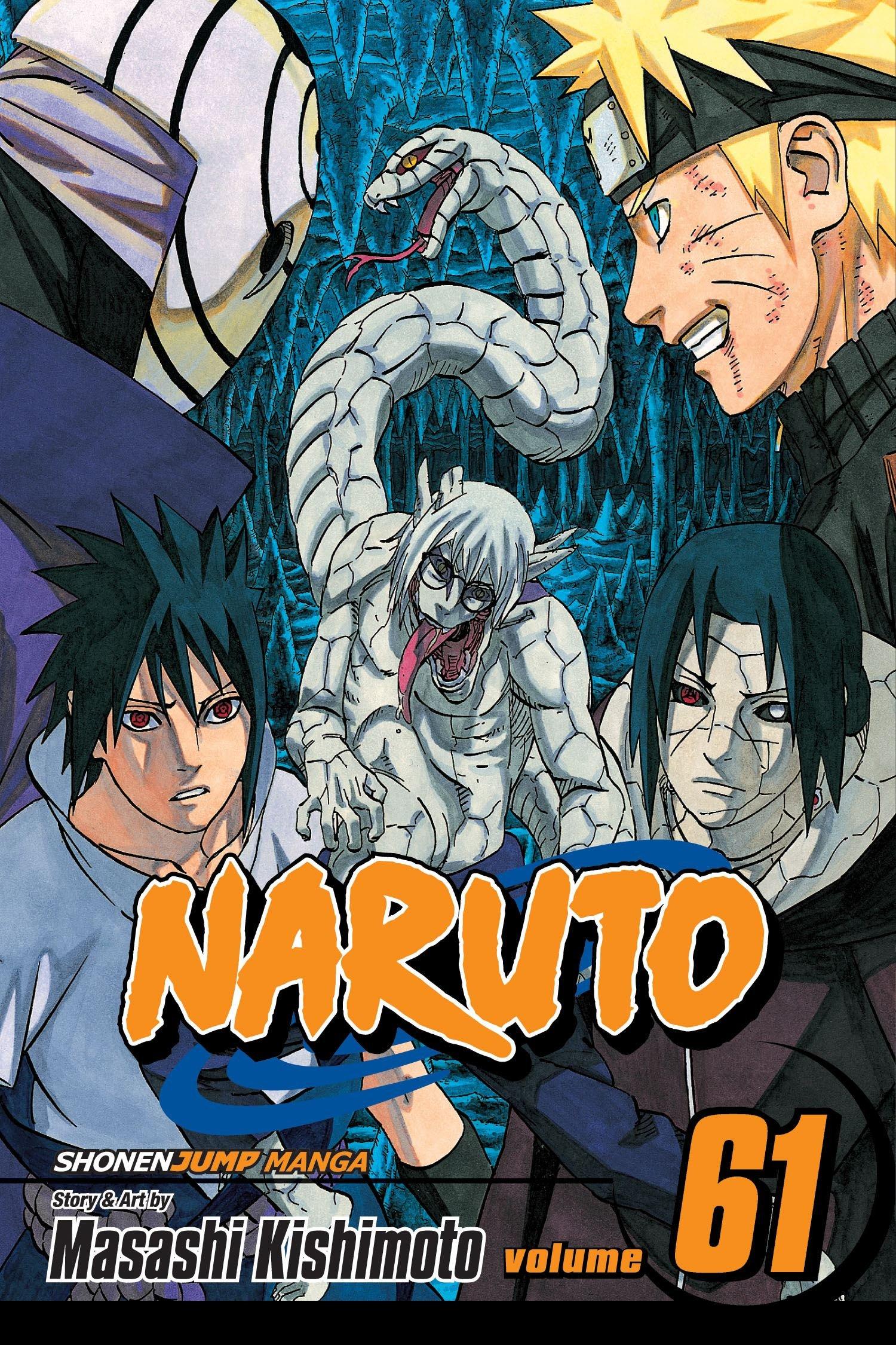 Naruto, Vol. 61: Uchiha Brothers United Front: Masashi ...