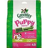 GREENIES Puppy 6+ Months Natural Dental Dog Treats, 12 oz. Pack