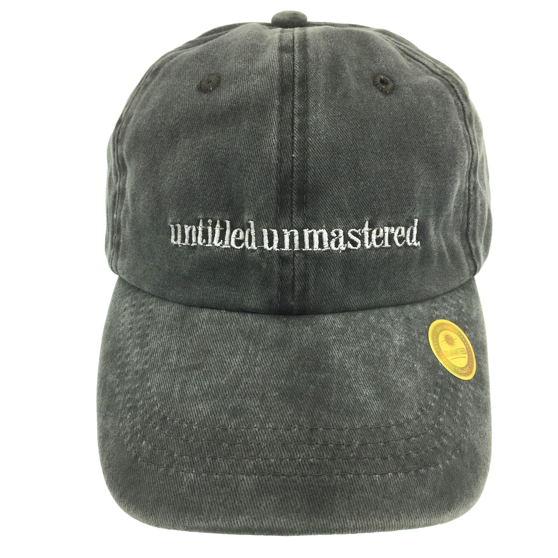 320159c6908 Kendrick Lamar Hat Untitled Unmastered Baseball Dad Hat Cap I Apparel  Strapback Apparel