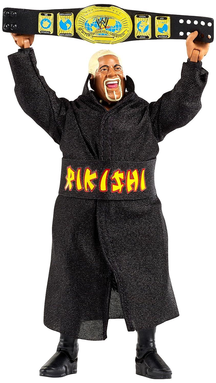 WWE Mattel Elite Hall of Champions Exclusive Rikishi Figure Flashback