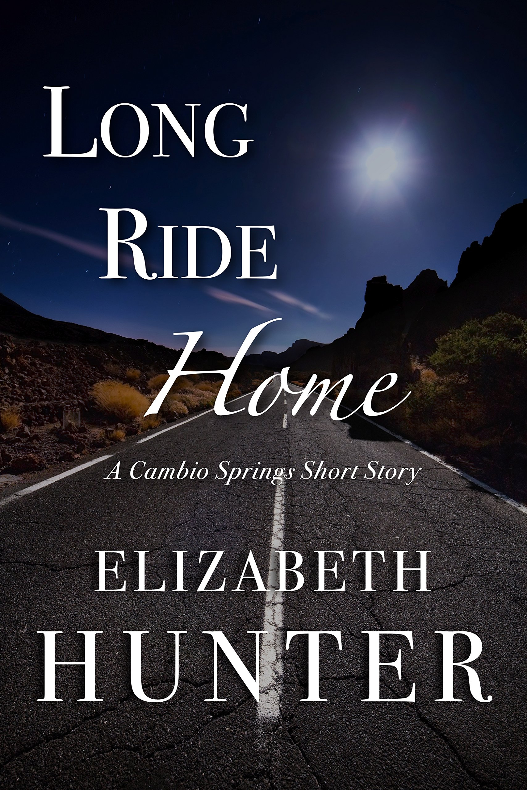 Long Ride Home  A Cambio Springs Short Story  English Edition