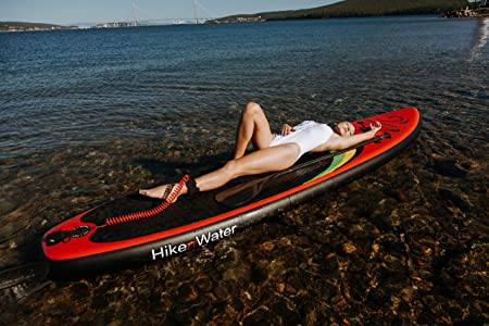 iRide Premium Stand Up Paddleboard Touring 11 6 ft SUP Board Isup Kayak Seat Dry Bag for Free Fast Delivery