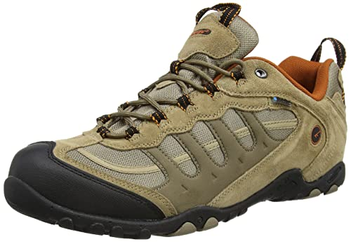 Mens Windermere Wp Low Rise Hiking Boots Hi-Tec hXsjk