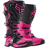 Fox Racing 2018 Youth Comp 5 Boots (4) (BLACK/PINK)