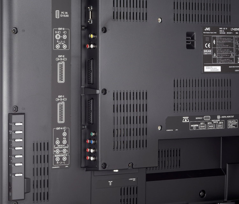 JVC LT-42DV8BG - Televisión, Pantalla LCD 42 pulgadas: Amazon.es: Electrónica