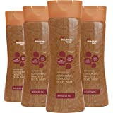 Mountain Falls Body Wash, Completely Beautiful, with Gentle Exfoliating Beads, 18 Fluid Ounce (Pack of 4)