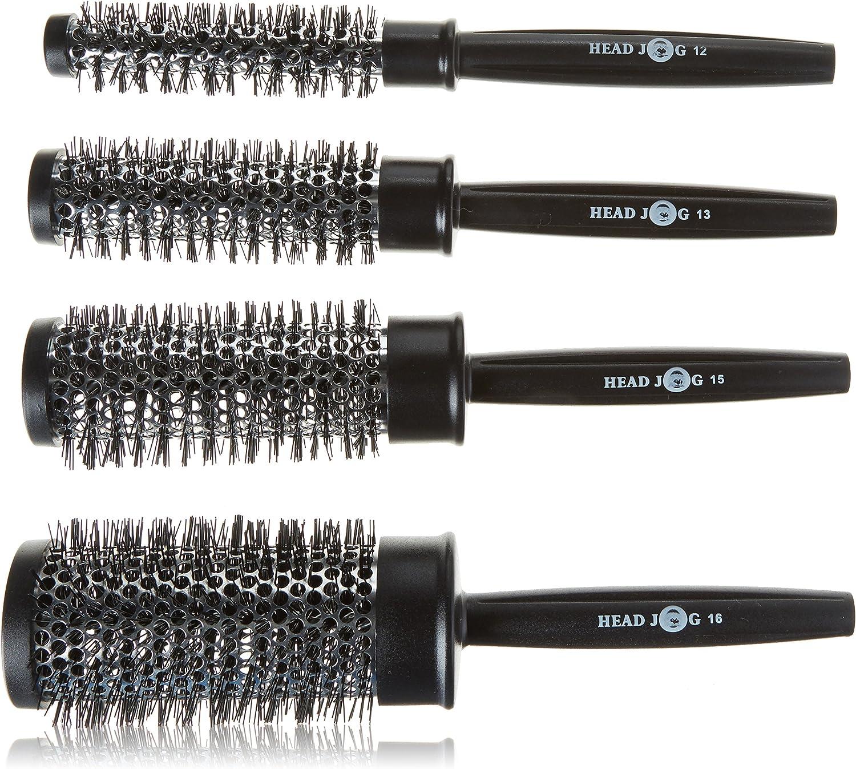 Herramientas para Cabello - Brushes Pack 2 para cepillarse el pelo - 20mm, 27mm, 36mm y 48mm