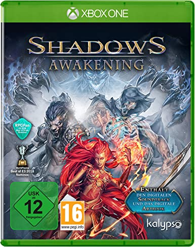 Shadows Awakening - Xbox One [Importación alemana]: Amazon.es ...