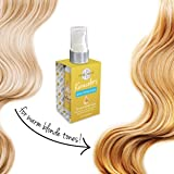 Keracolor Gold Toning Drops Concentrate To Create