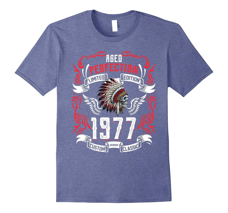 40th Birthday Limited Edition 1977 Tee Shirt-BN