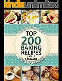 Top 200 Baking Recipes