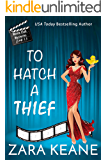 To Hatch a Thief (Movie Club Mysteries, Book 1.5): An Irish Cozy Mystery