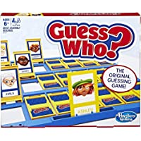 Hasbro Guess Who Classic Board Game