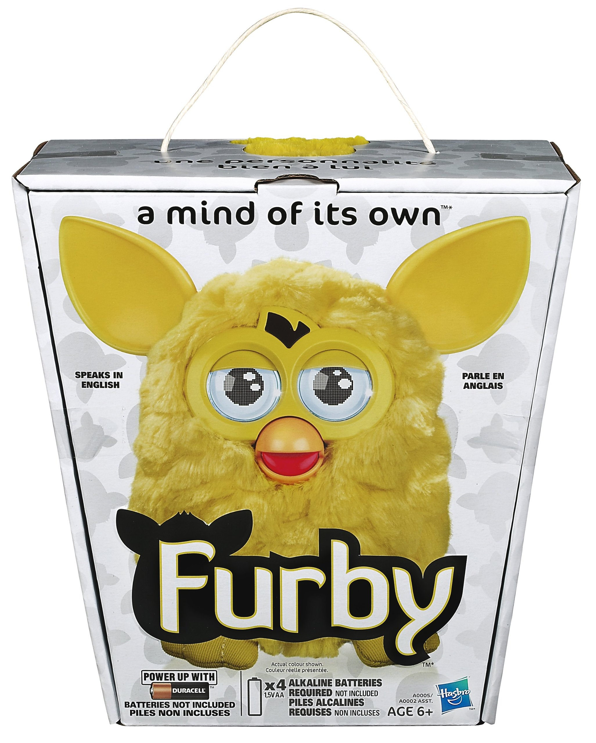 Hasbro Furby Yellow Sprite by Hasbro (Image #2)