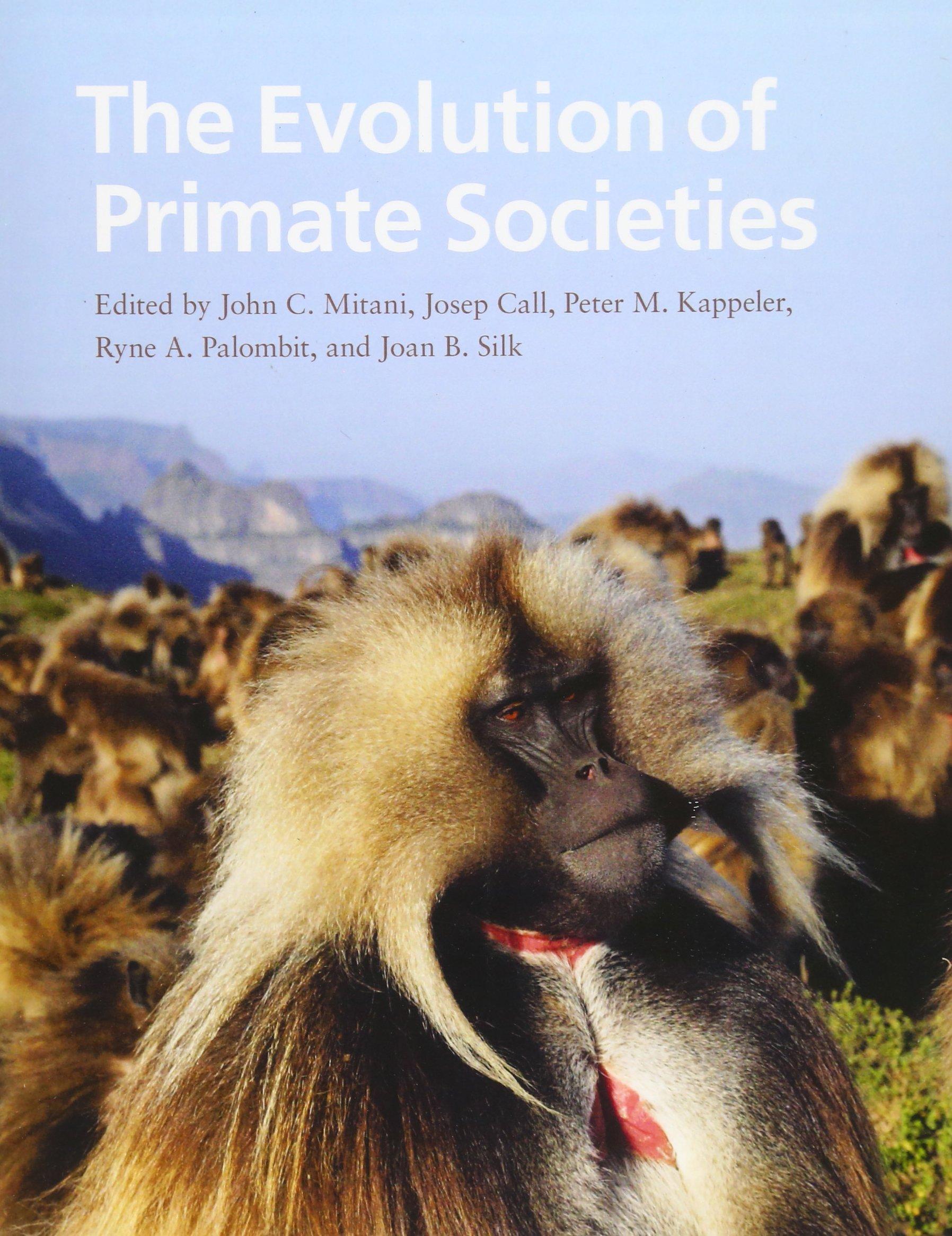 Download The Evolution of Primate Societies ebook