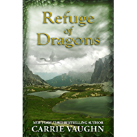 Refuge of Dragons (Voices of Dragons Book 2) (English Edition)