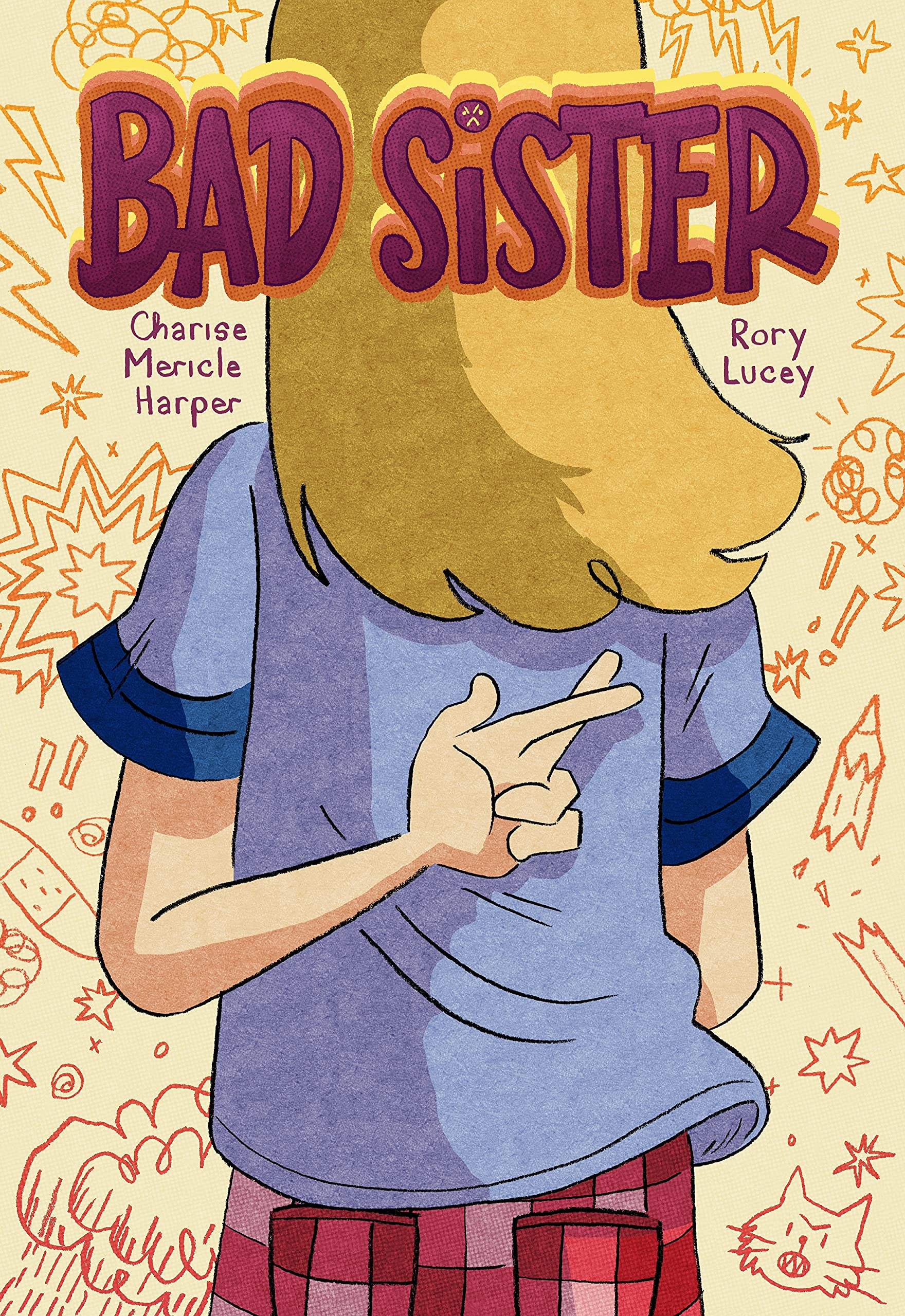 Bad Sister: Harper, Charise Mericle, Lucey, Rory: 9781250219060: Amazon.com:  Books