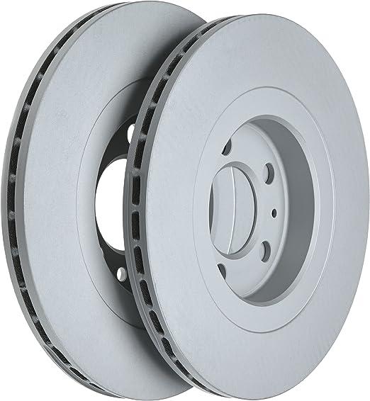 Ate 24.0122-0150.1 Rotores de Discos de Frenos, Set de 2: Amazon.es: Coche y moto